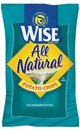 Wise Potato Chip Owl