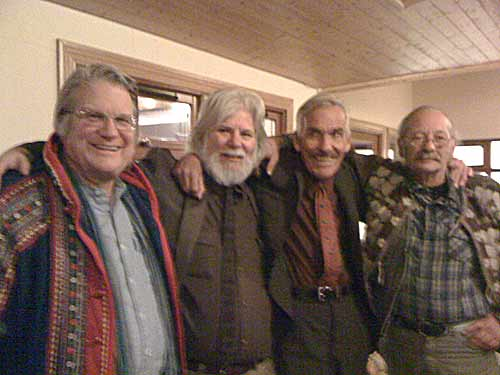 Sig, Toby, Martin and Jack