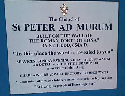 St Peter Sign