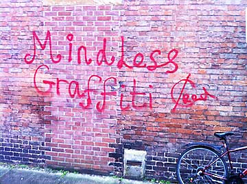 Mindless Grafitti