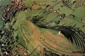 Tor from the air